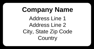 Shipping Labels Templates Shipping Label Templates Download Shipping Label Designs