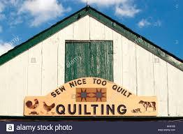 Quilt Shop, Amish Farm, Lancaster County, Pennsylvania, USA Stock ... & Quilt Shop, Amish Farm, Lancaster County, Pennsylvania, USA Adamdwight.com