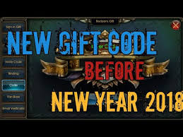 legacy of discord new gift code before new year 2018