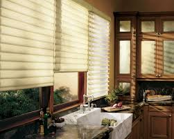 Window Treatment For Kitchen Kitchen Window Covering Ideas 12 Photos Gallery Of Great Ideas