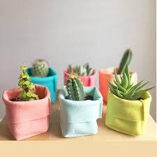 home office desk storage. Portable 8 Colors Multi-function Felt Home Office Desk Storage Box Small Plants Decorative
