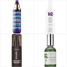 10 setting sprays that will make sure your makeup can t budge