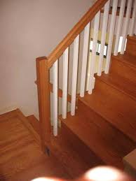 replace stair railing. Stair Handle After Railing Replacement Staircase Design Replace N