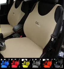 interior styling 2 red car seat covers