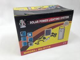 Illuminate Your Home Using A Mobile Solar Powered Lighting System Solar Powered Lighting Systems