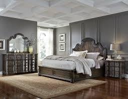 Michael Amini Bedroom Furniture Cortina Bedroom Set Furniture Bedroom Furniture Queen Bedroom
