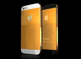 iphone 5s gold and black. solid gold iphone 5 5s and black