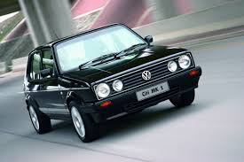 Volkswagen Bids Farewell to Golf Mk1 with Limited Edition Model in ...