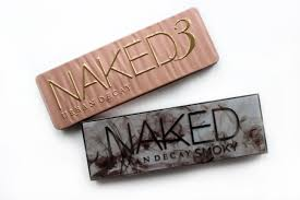 urban decay. urban decay naked 3 vs smokey