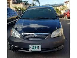 Used Car | Toyota Corolla Honduras 2006 | se vende corolla 2006