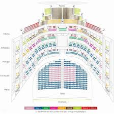 F55588 Oriental Theater Chicago Seating Chart