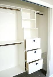 closet organizer with drawers comely closet organizers with drawers and shelves for drawer dream diy closet