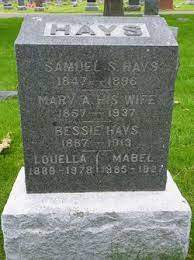 Mabel Hays (1885-1927) - Find A Grave Memorial