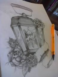 Draw A Awesome Lamp Tattoo Design