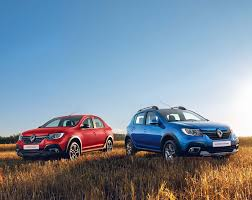 Renault STEPWAY СЕРИЯ