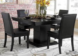 great all black dining room set all black dining room set dream home designer