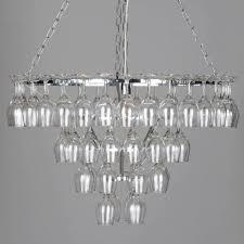 patterned wine glasses candle chandelier non electric wine bar set chandelier fan