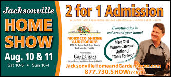 jacksonville home show home and