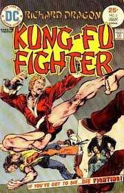 Richard Dragon Kung Fu Fighter Comic Books For Sale Buy Old