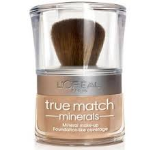l oreal paris true match mineral foundation for oily skin