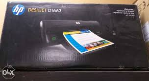 The hp deskjet d1663 is an understated and sleek printer that is 432 mm wide, 305 mm in diameter, and 127 mm tall. Archive Hp Deskjet D1663 Printer Al Khuwair Olx Oman