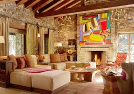 ... Eclectic Style Comfortable Eclectic Style Interior Design Ideas ...