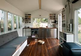 small house furniture. Minim House, A 242 Sq Ft Tiny House With Multi-functional Furniture And Small