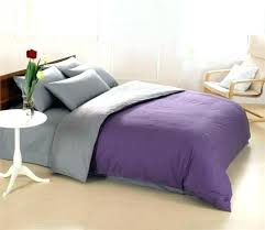 purple and gray bedding sets lavender grey light blue silver set king size queen quilt duvet the gray barn sleeping hills lavender and grey comforter