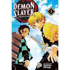 Demon Slayer 3 Kimetsu no Yaiba - Takagi GmbH -Books & More- (高木書店・ドイツ)