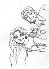 Harry Potter Disegni Tumblr Da Copiare Tangled Disney Drawings