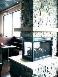 2 way fireplace insert decoration 3 way fireplace remarkable ideas 2 best double home and from 2 way fireplace insert