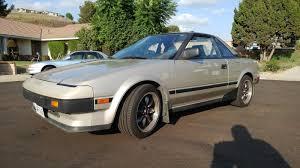 Daily Turismo: AW11Some: 1985 Toyota MR2