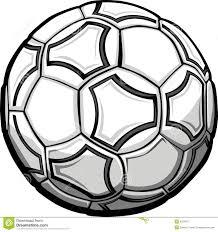 Soccer Ball stock vector. Image of athletic, ball, illustration ...