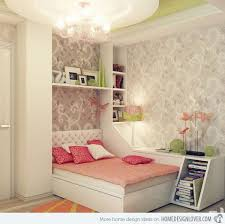 Interior design ideas bedroom teenage girls Awesome Chic And Girly Bedroom With Softtonedcolors Love The Pink Lamp Next Thesynergistsorg 40 Beautiful Teenage Girls Bedroom Designs For Creative Juice