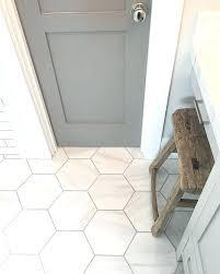 hexagon tile floor wonderful grey bathroom ideas with furniture to you hexagon mosaic tile shower floor hexagon tile