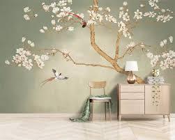 Beibehang Behang Home Decoratie Foto Achtergrond Art Strand Bloem