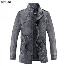 2018 hot and cold winter jacket pu leather motorcycle male leather jacket men coat free long