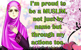 Image result for islamic woman anime