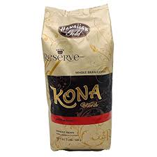Each premium kona bean is selected from the best of the kona harvests and then expertly roasted to produce a gourmet cup of kona coffee. Buy Hawaiian Gold Reserve Kona Blend Coffee 2 Pound Bag Of Gourmet Coffee Beans Online In Sri Lanka B001vf09vs