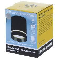 <b>Светильник накладной</b> светодиодный Elektrostandard DLR021, 9 ...
