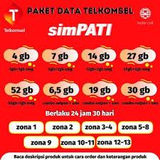 Ini merupakan paket kuota nonton yang cukup lengkap. Paket Data Telkomsel Simpati 14gb 12gb 3g 4g 2gb Omg Sesuai Zona Shopee Indonesia