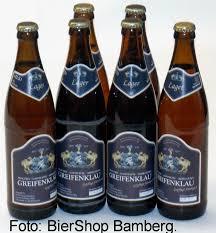6 Flaschen Greifenklau Bamberg Lager