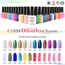 51023X CANNI Nail Art Design Wholesale Cat Eye Gel Polish 7.3ml 24 ...