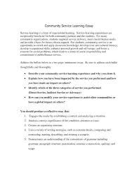 English Reflective Essay Example How To Write A Reflective Essay On