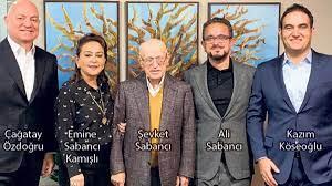 Esas Holding'de devir teslim: Yeni başkan Ali Sabancı - Son Haberler -  Milliyet
