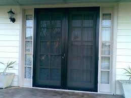 security front door for home security front doors from glass front door security gate home depot