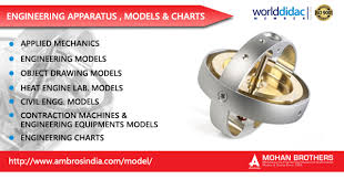 Engineering Apparatus Models And Charts Manufacturer And