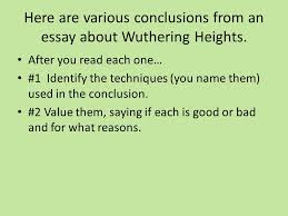 essays on wuthering heights co essays on wuthering heights
