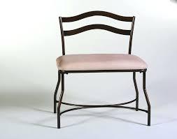 chrome vanity stool bathroom vanity chairs chrome small chrome vanity stool