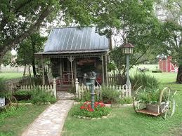 brilliant garden shed decorating ideas